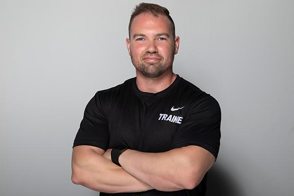 Greg McCoy, Allen personal trainer
