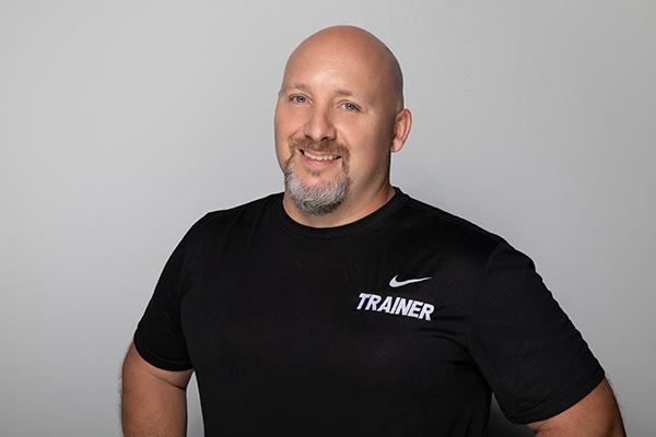 Tom Deegan, allen personal trainer